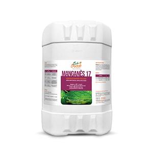 Uso de Manganês na citricultura